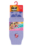 CHAUSSETTES POUR ENFANTS HEAT HOLDERS Little Mermaid Slipper