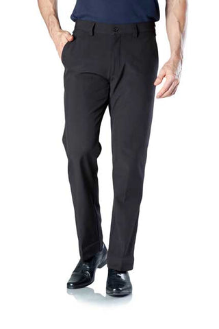 Mens Heat Holders Lined Smart Thermal Trousers - 5 Waist Sizes - 3 Leg Lengths