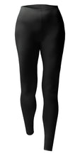 Load image into Gallery viewer, Ladies Lightweight Thermal Bottoms - Black - 4 Sizes
