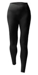 Ladies Lightweight Thermal Bottoms - Schwarz - 4 Größen
