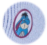 Ladies HEAT HOLDERS Eeyore Slipper Socks