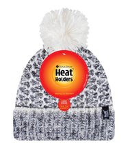 Load image into Gallery viewer, Ladies  Heat Holders Heat Weaver Lund Pom Pom Hat - 4 Colours