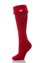 Load image into Gallery viewer, Ladies Heat Holders Wellington Socks 4-8 UK 37-42 EUR - 7 Colours - Quick View Listing