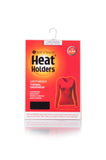 Ladies Lightweight Thermal Long Sleeve Vest - Black - 4 Sizes