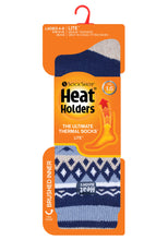 Load image into Gallery viewer, Ladies Jacquard LITE Heat Holders Socks 4-8 UK 37-42 EUR