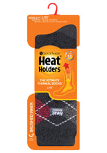 Load image into Gallery viewer, Mens Jacquard LITE Heat Holders Socks 6-11 UK 39-45 EUR