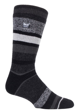 Herren HEAT HOLDERS LITE Stripe Socken