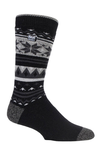 Calcetines para hombre HEAT HOLDERS LITE Fairisle