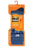 Herren HEAT HOLDERS LITE Fairisle Socken