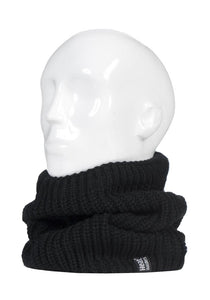 Mens Heat Holders Larvic Neck Warmers - 3 Colours