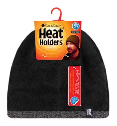 Mens Fairisle Thermal Hat