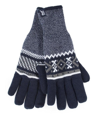Mens HEAT HOLDERS  Karlstad  Gloves