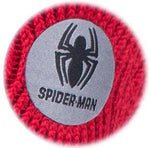 Mens HEAT HOLDERS Ultimate Spiderman Slipper Socks
