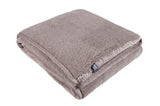 Super Plush Throw Blanket Moon Rock  Tog Rating 6.0