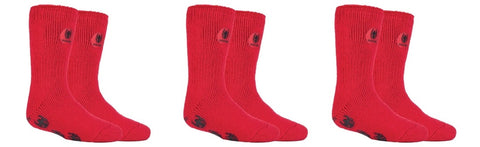 SONDERANGEBOT ... 3 Paar Kinder HEAT HOLDERS Spiderman Slipper Socken