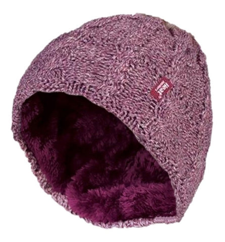 Gorro de mujer HEAT HOLDERS Original Turnover