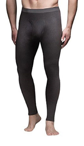 Mens Heat Holders Microfleece Baselayer Bottoms - 5 Sizes