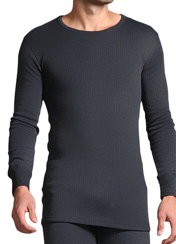 Mens HEAT HOLDERS Thermal Long Sleeve Vest
