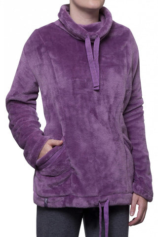 Ladies HEAT HOLDERS Fleece Snug Over Jumper