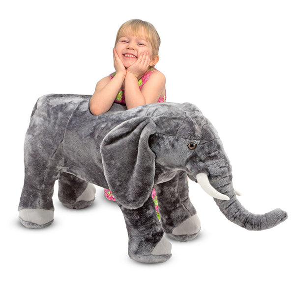 Melissa and Doug Plush Elephant