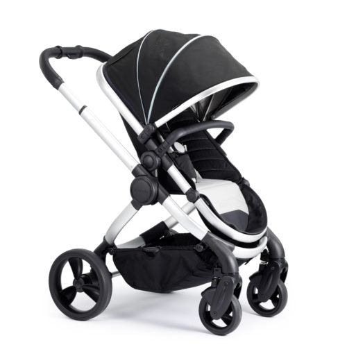ICANDY PEACH PUSHCHAIR & CARRYCOT, SATIN CHASSIS