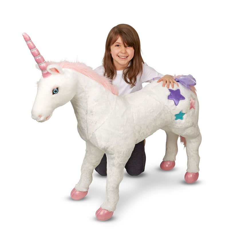 Melissa and Doug Plush Unicorn