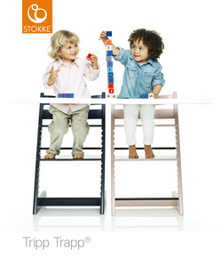 Stokke Tripp Trapp® Chair Hazy Grey