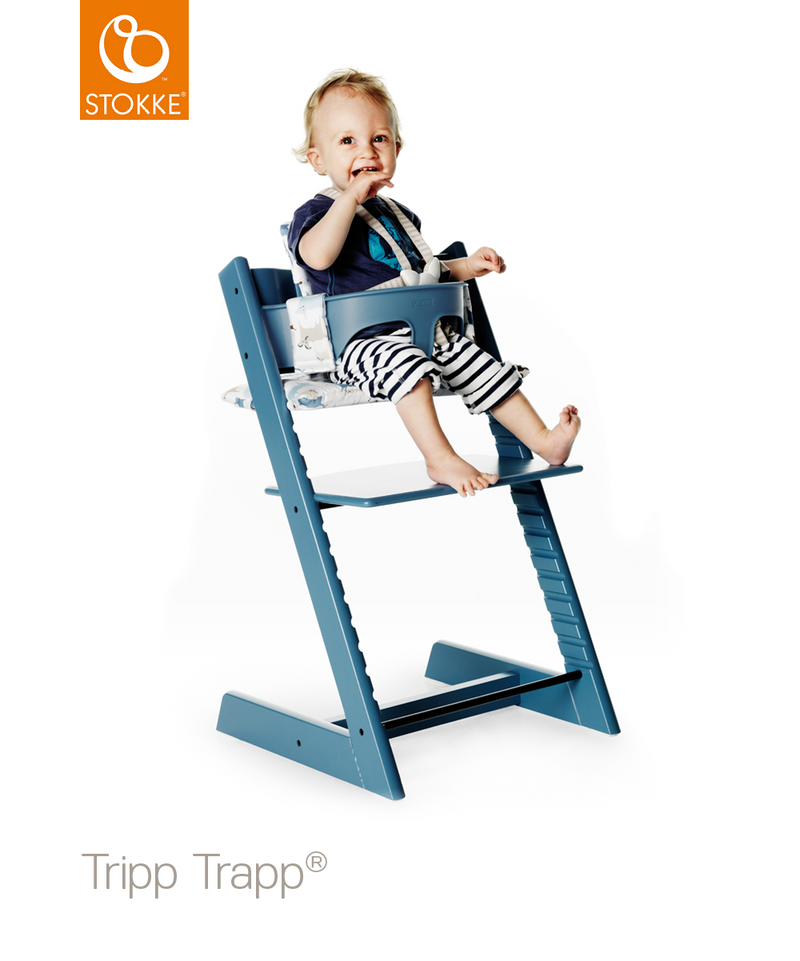 Stokke Tripp Trapp® Chair Walnut