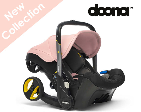 Doona Infant Car Seat & ISOFIX Bundle NEW Collection
