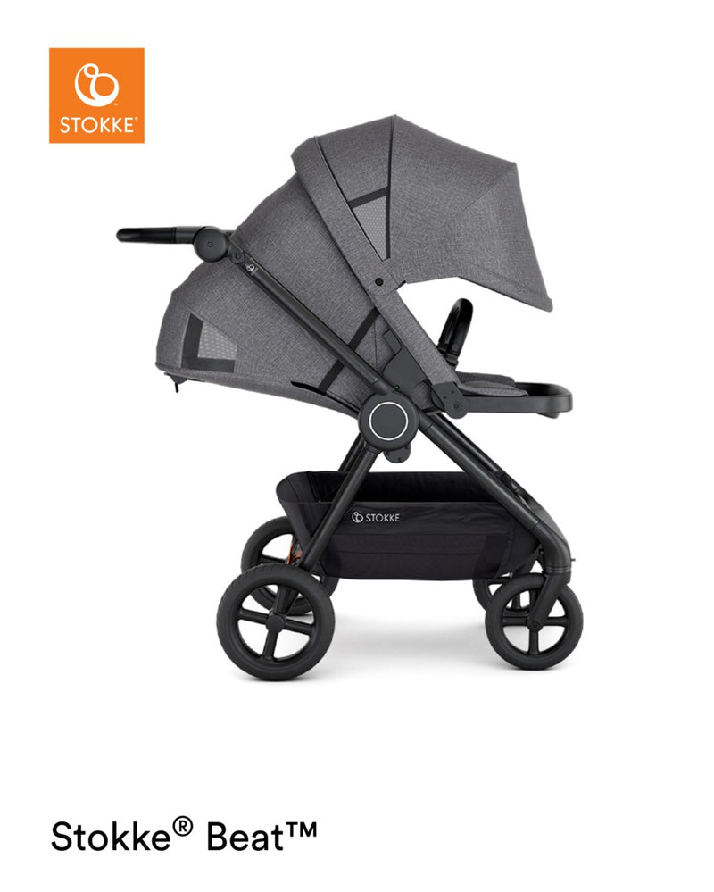 Stokke Beat bundle - pushchair & carrycot