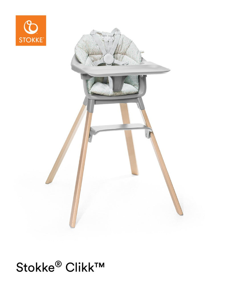 Stokke Clikk with optional cushion