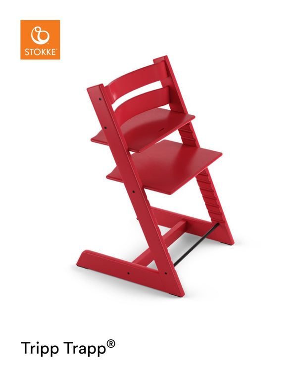 Stokke Tripp Trapp® Chair Red