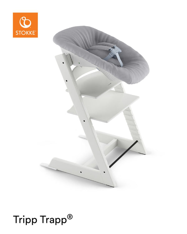 Stokke Tripp Trapp Newborn Set with toy hanger