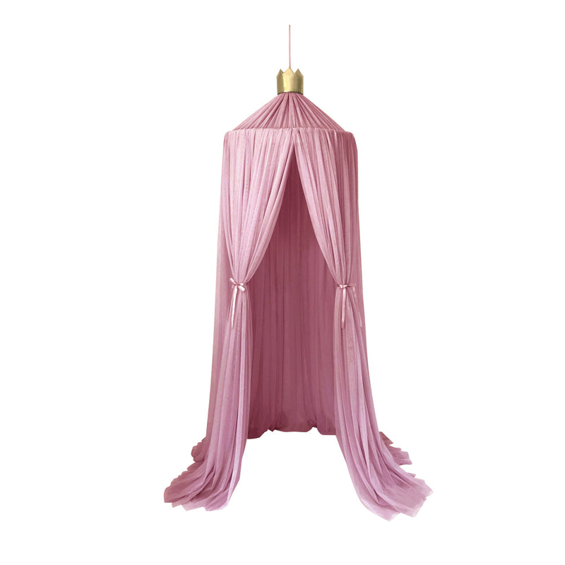 Spinkie Dreamy Canopy with Gold Crown