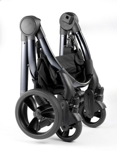 iCandy Designer Collection Cerium chassis folded
