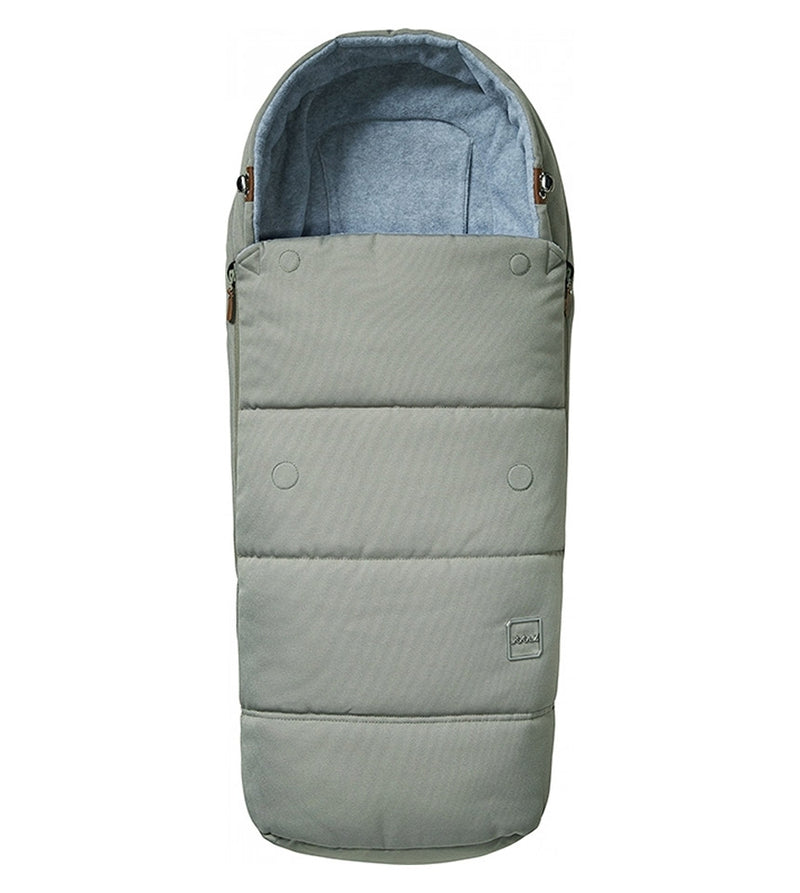Joolz Uni2 Footmuff Earth Collection Elephant Grey