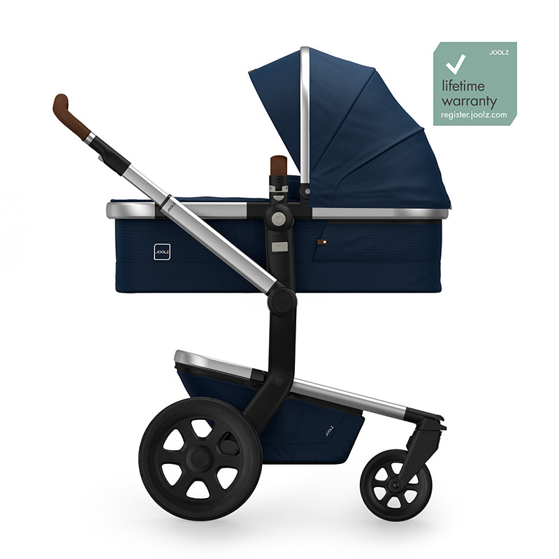 JOOLZ DAY3 EARTH COLLECTION IN PARROT BLUE WITH CARRYCOT