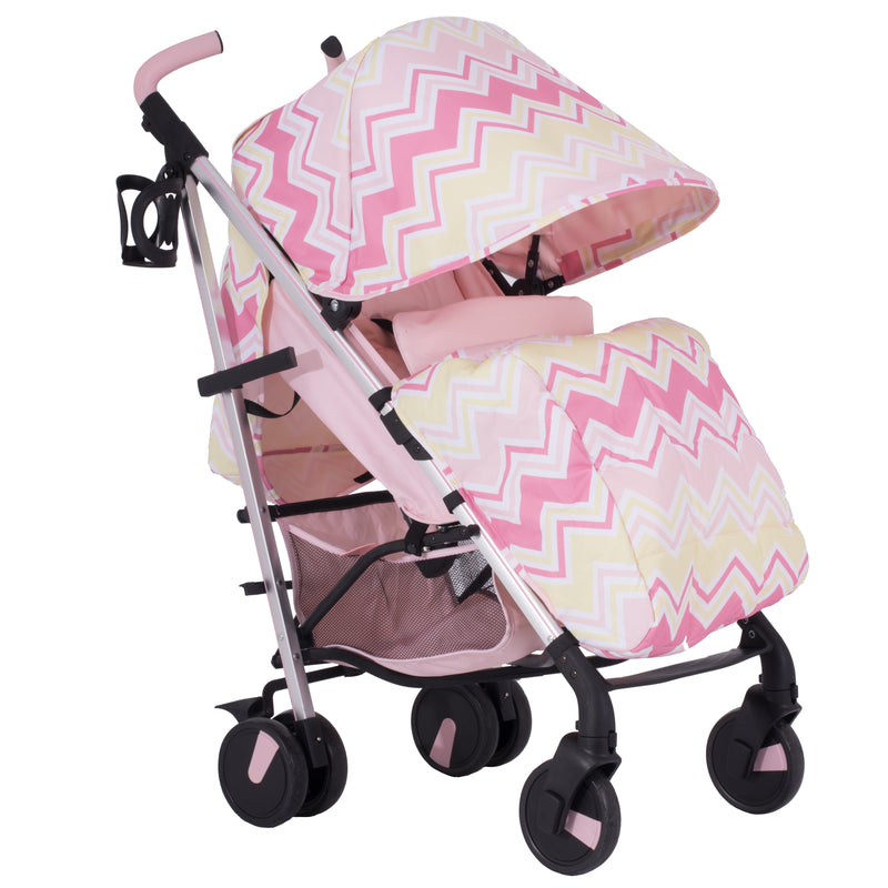 Dreamiie By Samantha Faiers in Pink Chevron