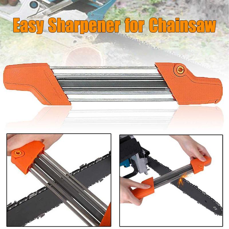 Universal Chainsaw Sharpener