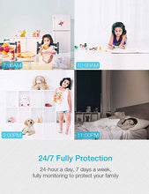 Upload image in the gallery viewer, Lefun baby monitor