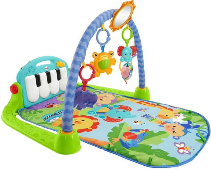 Gimnasio Fisher-Price Kick & Play Piano o similar