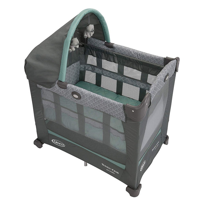 Crib Graco Travel Lite Crib with Stages