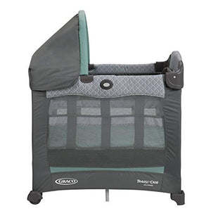 Cuna Graco Travel Lite Crib with Stages