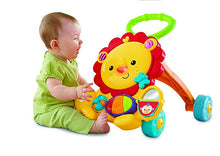 Upload image in the gallery viewer, Fisher Price Lyon walker