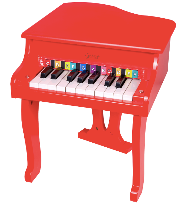 Wooden Children's Piano