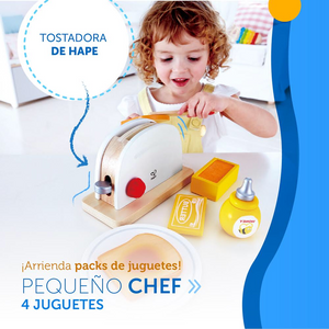 Small Chef Pack (3+ years)