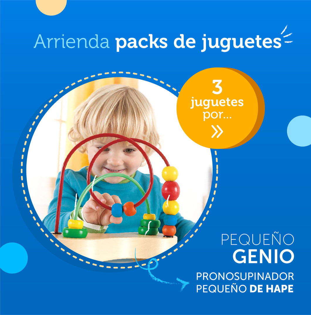 Little Genius Pack (6+ months)