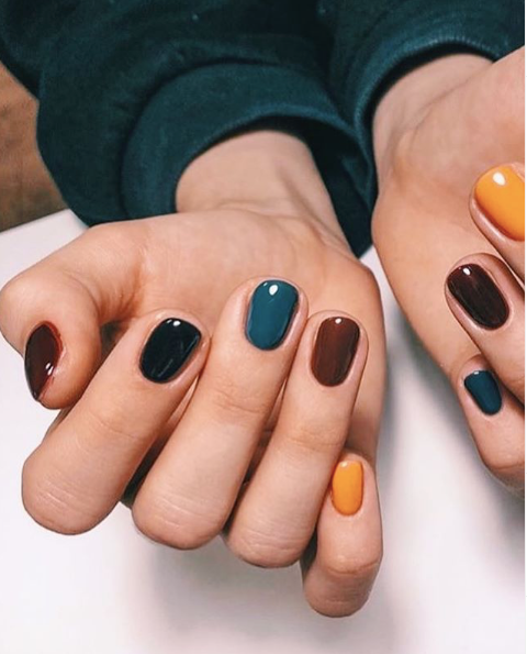 TOP FIVE MANICURE BARS Fall 2020