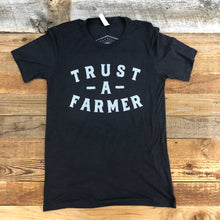 Load image into Gallery viewer, UNISEX Trust A Farmer Tee - Dark Grey