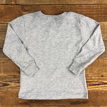 Load image into Gallery viewer, TODDLER Dirt Never Hurt Long Sleeve - Heather Grey